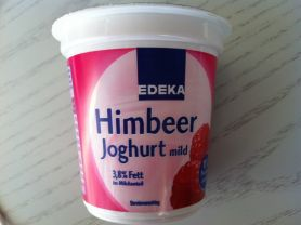 Edeka Joghurt mild, Himbeer | Hochgeladen von: bruenger