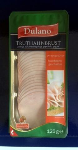 Truthahnbrust hauchdünn geschnitten | Hochgeladen von: xmellixx