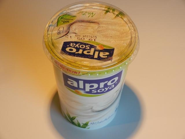 Soya Joghurt, Natur | Hochgeladen von: maeuseturm