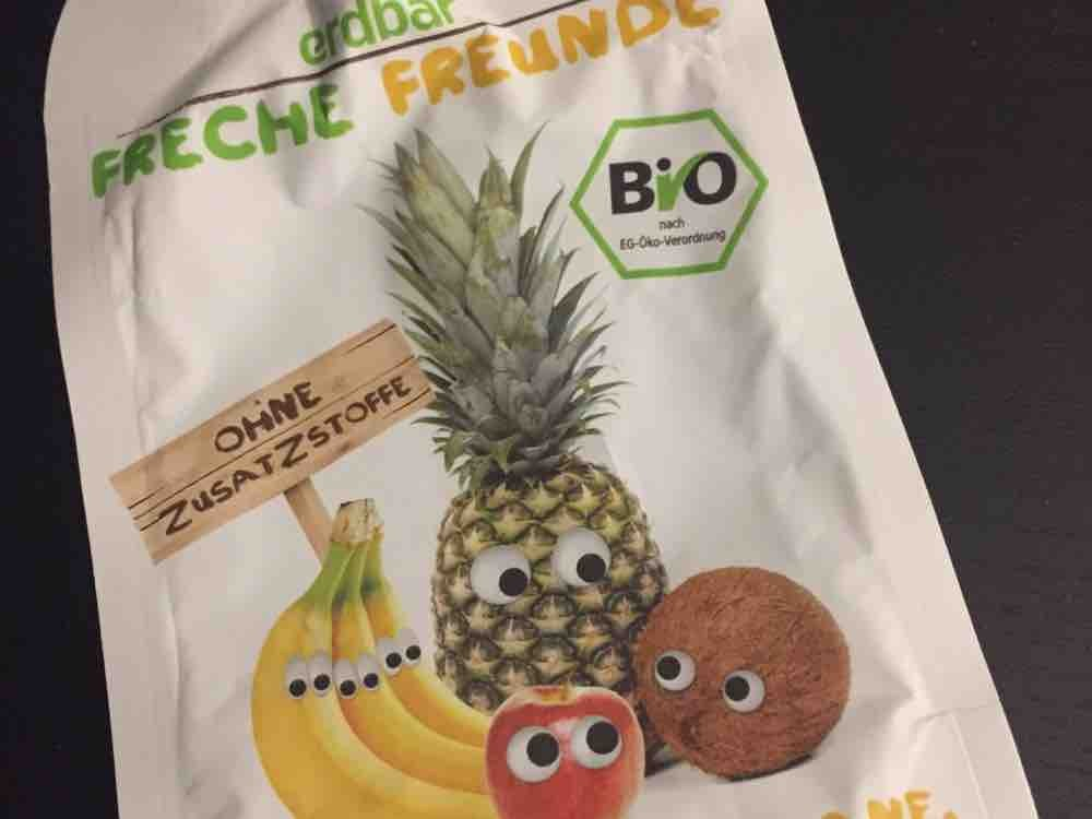 Freche Freunde, 100% Apfel, Banane, Ananas & Kokosnuss von KathrinH77 | Hochgeladen von: KathrinH77