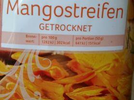 Mangostreifen, getrocknet | Hochgeladen von: Lupina