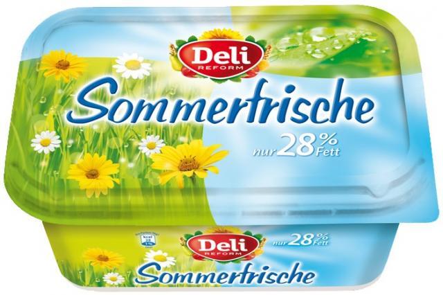 Sommerfrische - leichter Brotaufstrich, 28% Fett | Hochgeladen von: PRvHH