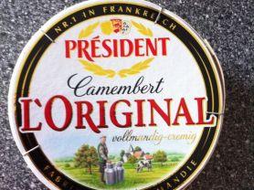 Camembert Président, L