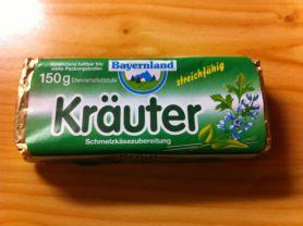 Bayernland Kräuter Schmelzkäsezubereitung | Hochgeladen von: Fabyious