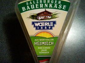 Salzburger Bauernkäse aus Heumilch | Hochgeladen von: huhn2