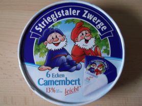 Strigistaler Zwerge 6 Ecken Camembert 13% | Hochgeladen von: gina65