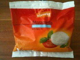 Mozzarella light | Hochgeladen von: Ramonikaa