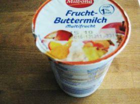 Milbona Frucht-Buttermilch Multifrucht, Multifrucht | Hochgeladen von: pieam