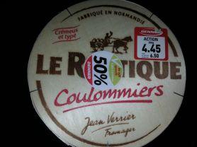Le Rustique Coulommiers, Cremeux et typé | Hochgeladen von: Misio