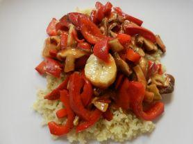 Shiitake-Paprika-Curry - 400 kcal | Hochgeladen von: maeuseturm