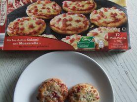 Picco Belli Minipizza, Käse-Salami | Hochgeladen von: AnnaJoy