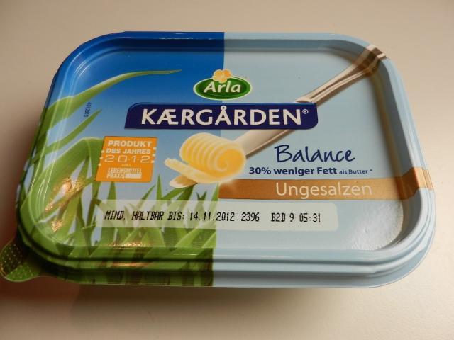 Kaergarden Butter, Balance | Hochgeladen von: maeuseturm