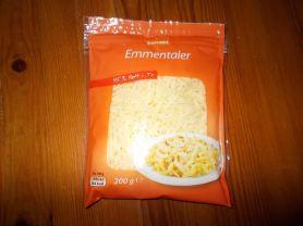 Korrekt Emmentaler gerieben 45%, Emmentaler Käse | Hochgeladen von: Pummelfloh