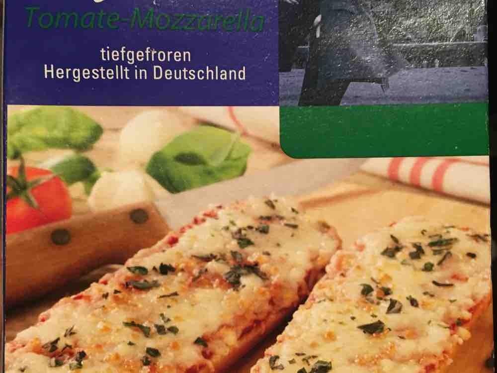 Baguette Tomate-Mozzarella von harsene | Hochgeladen von: harsene