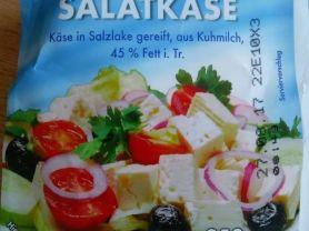 Frischgold Salatkäse, Salatkäse aus Kuhmilch 45% in Salzlake | Hochgeladen von: MissTrevelyan