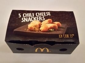 Chili Cheese Snackers, Käse, Chili | Hochgeladen von: michhof