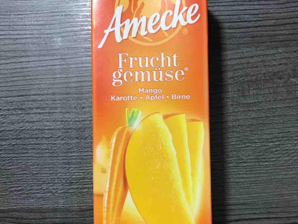 Frucht-Gemüse Saft, Karotte, Mango, Apfel, Birne von supricky | Hochgeladen von: supricky
