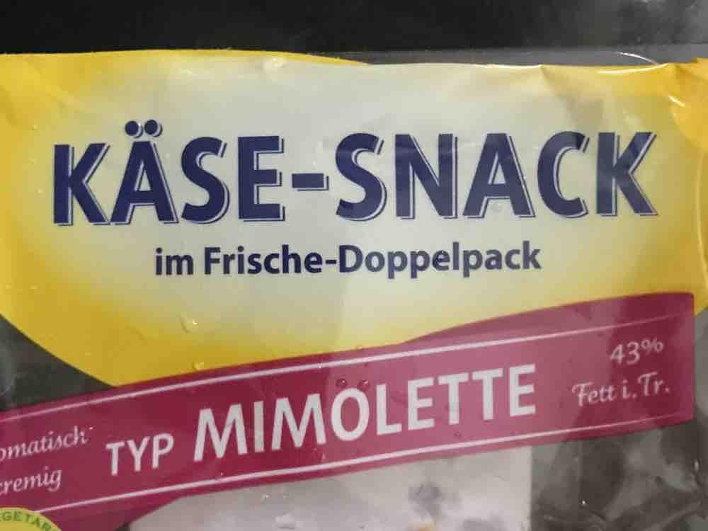Käse-Snack Typ Mimolette von seabreeze | Hochgeladen von: seabreeze