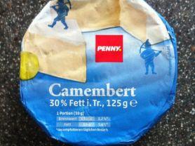 Camembert, 30% Fett i. Tr. (Penny) | Hochgeladen von: eugen.m