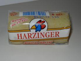 Harzinger, Kleiner Harzer Bauernhandkäse | Hochgeladen von: maeuseturm