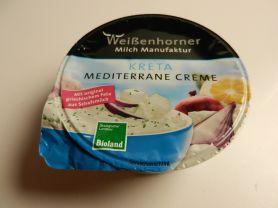 Weißenhorner Milch Manufaktur, Kreta Mediterrane Creme | Hochgeladen von: maeuseturm