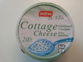 Cottage Cheese 20% Fett, Schnittlauch | Hochgeladen von: Misio