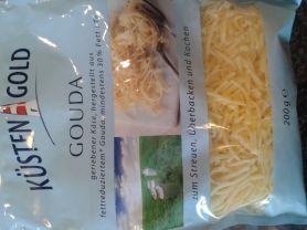 geriebener Käse mindestens 30% Fett i. Tr., Gouda | Hochgeladen von: sunshinehamm