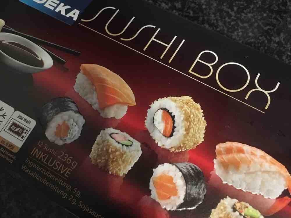 Edeka Sushi Box, Fisch von cluberer1985 | Hochgeladen von: cluberer1985