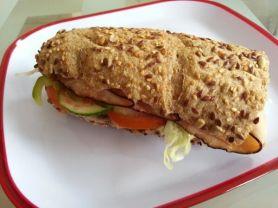 Subway Sandwich Turkey mit Vollkornbrot | Hochgeladen von: ihatejuice