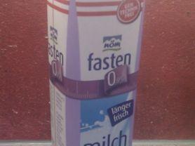 Fastenmilch, 0,9 % Fett, Milch | Hochgeladen von: samy33