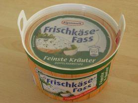 Frischkäse Fass, feinste Kräuter | Hochgeladen von: Teecreme