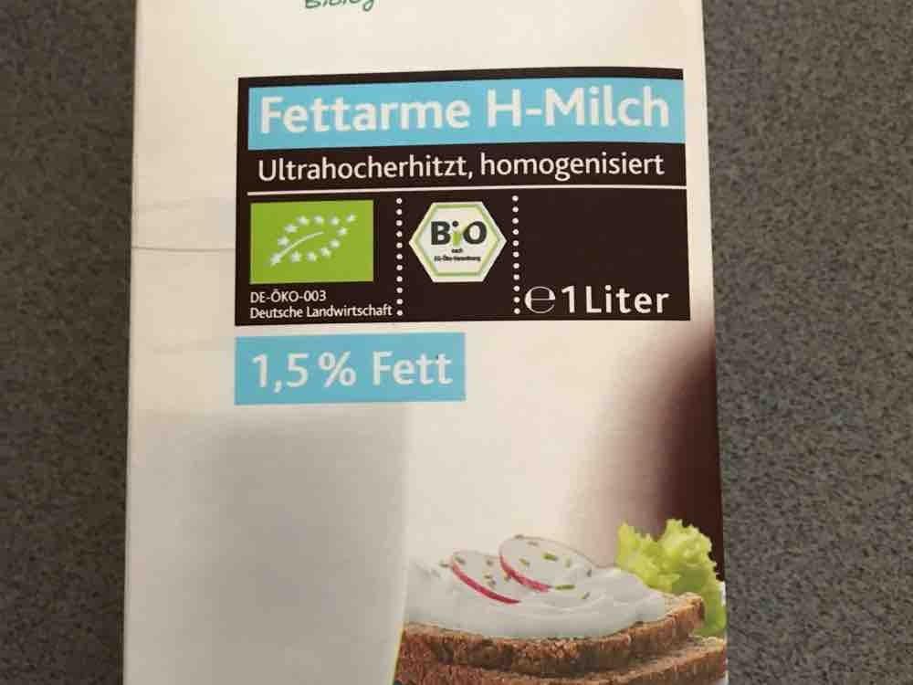 Fettarme H-Milch von Pamina | Hochgeladen von: Pamina