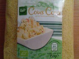 Bio Cous Cous aus Hartweizengrieß | Hochgeladen von: vanucci