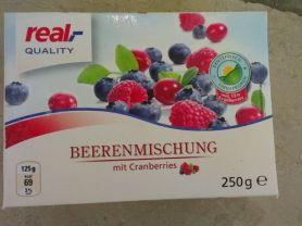 Beerenmischung, mit cranberries | Hochgeladen von: take7