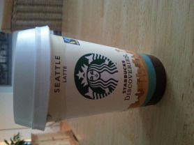 Starbucks Discoveries, Seattle Latte | Hochgeladen von: sistadeedee869