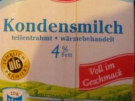Kondensmilch, 4% Fett | Hochgeladen von: diekleineolga