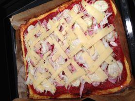 Pizza Boden Low Carb - 12 Stücke   Hochgeladen von: fraugucci
