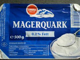 omira milch magerquark kalorien quark fddb. Black Bedroom Furniture Sets. Home Design Ideas