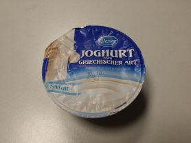 desira joghurt nach griechischer art natur kalorien joghurt fddb. Black Bedroom Furniture Sets. Home Design Ideas