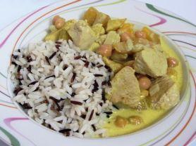 # Wildreis mit Hähnchen-Curry | Hochgeladen von: Pinkzessin