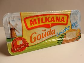 Schmelzkäse mit Gouda, leicht 9% Fett | Hochgeladen von: maeuseturm