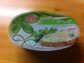 Schmelzkäse Kräuter, cremig-aromatisch, 8 % Fett absolut | Hochgeladen von: Fabyious