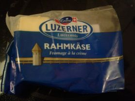 Luzerner Rahmkäse | Hochgeladen von: Misio