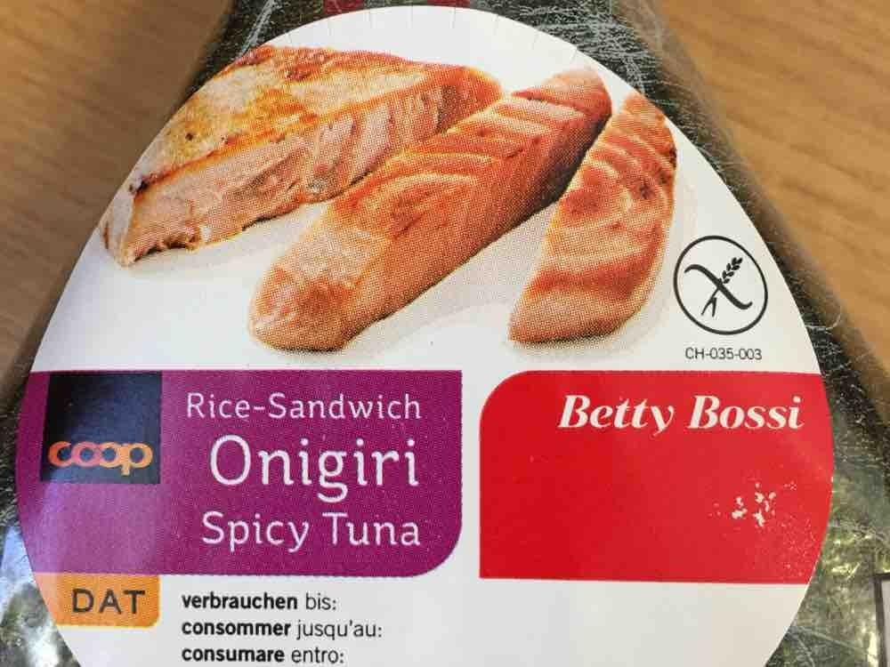Onigiri Spicy Tuna - Betty Bossi, Thunfisch von mvondergruen | Hochgeladen von: mvondergruen