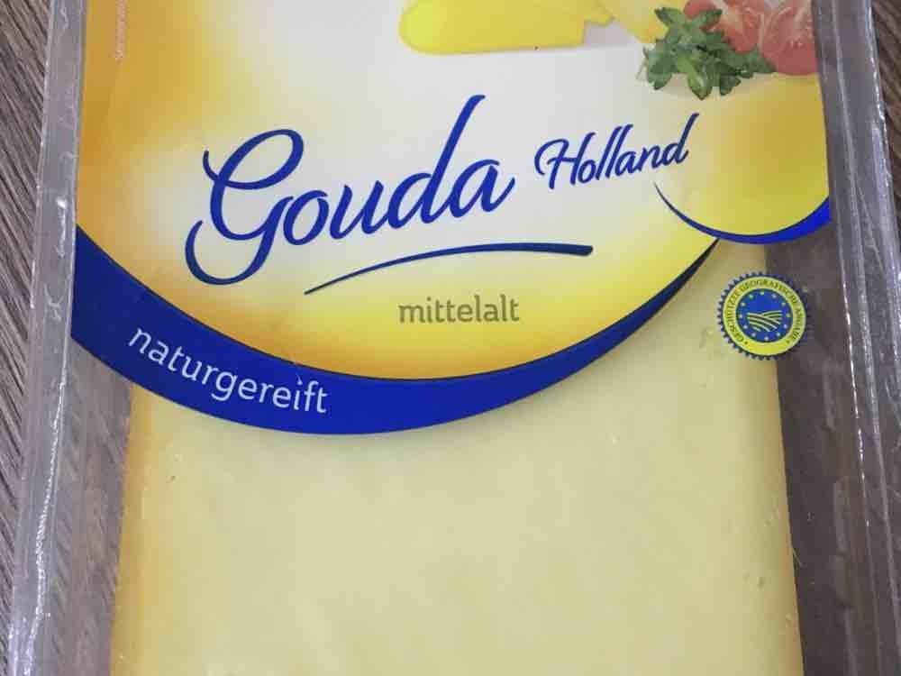 Gauda Mittelalt, Käse von greizer | Hochgeladen von: greizer