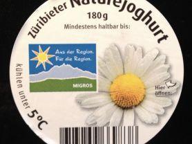 Züribieter Naturejoghurt, nature   Hochgeladen von: Fonseca