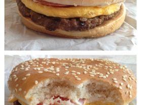 Breakfast Burger | Hochgeladen von: Chivana