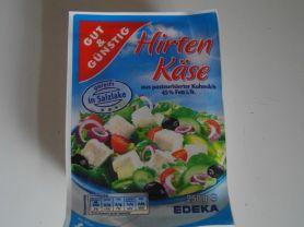 Hirtenkäse in Salzlake gereift 45% Fett, Käse aus  | Hochgeladen von: Renske