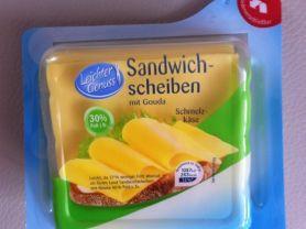 Leichter Genuss Sandwich-Scheiben   Hochgeladen von: mmtarget