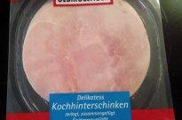 Kochhinterschinken, Delikatess  | Hochgeladen von: Bellis